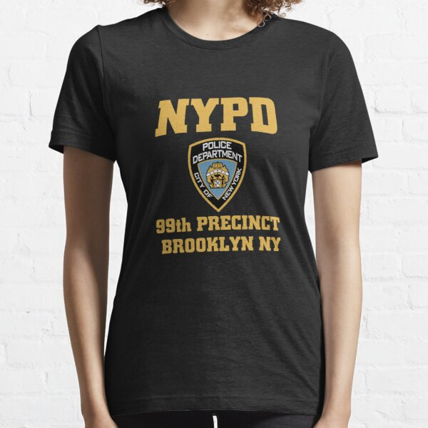 99th Precinct - Brooklyn NY - Police Department City Of New York - NYPD Essential T-Shirt