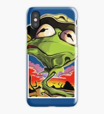 Green and Loathing iPhone Case/Skin