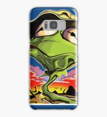 Green and Loathing Samsung Galaxy Case/Skin