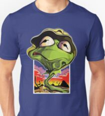 Green and Loathing Unisex T-Shirt
