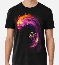 Space Surfing Men's Premium T-Shirt
