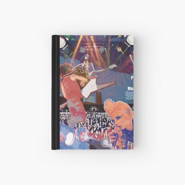 PLAY MY MUSIC Hardcover Journal