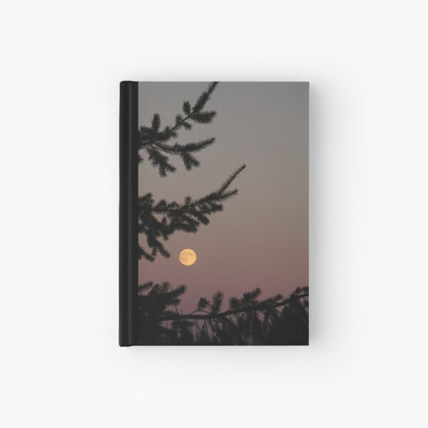 Puget Moon Hardcover Journal