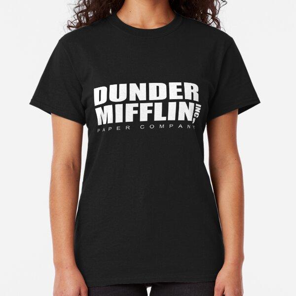 Dunder Mifflin Inc Paper Company Classic T-Shirt