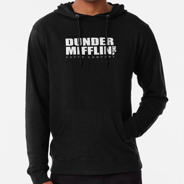 Dunder Mifflin Inc Paper Company Sudadera ligera con capucha