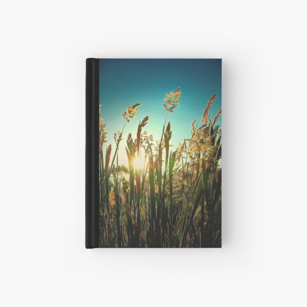 Golden moment.. Hardcover Journal