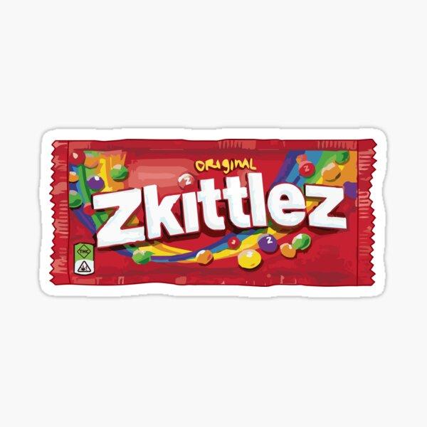 Zkittlez - Strain Artwork Sticker