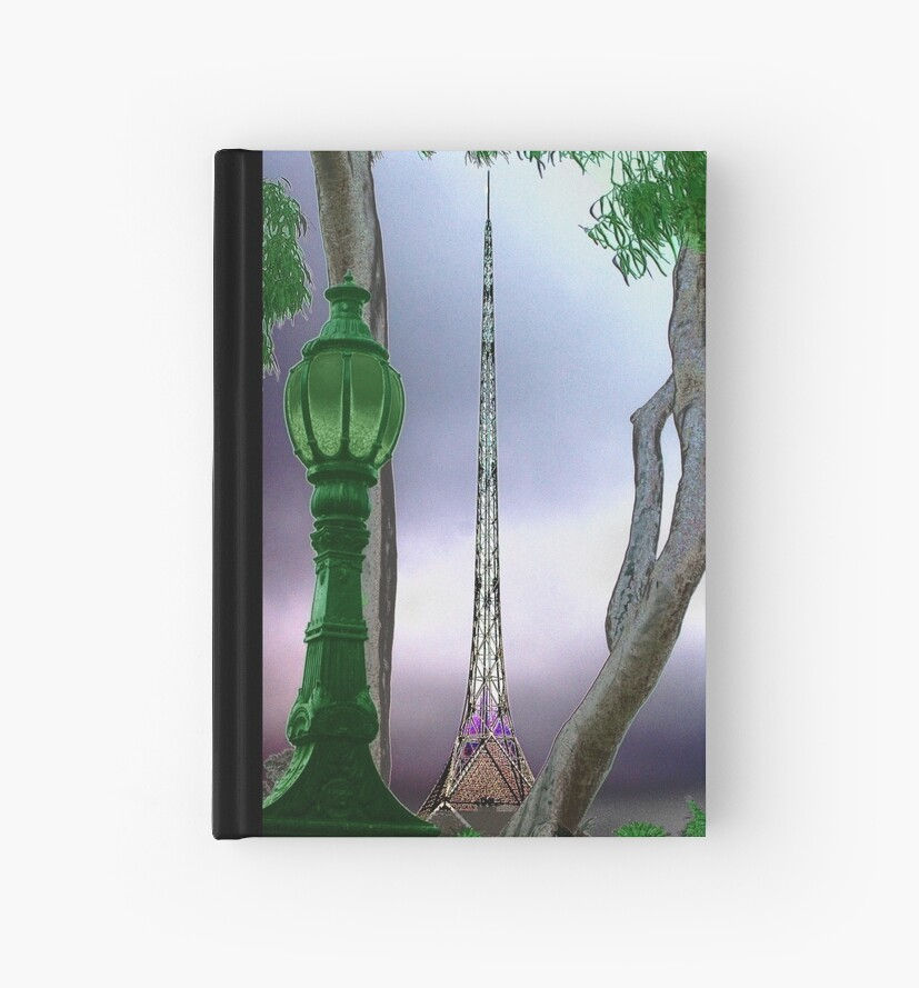 Melbourne Spire by Andrew Wilson