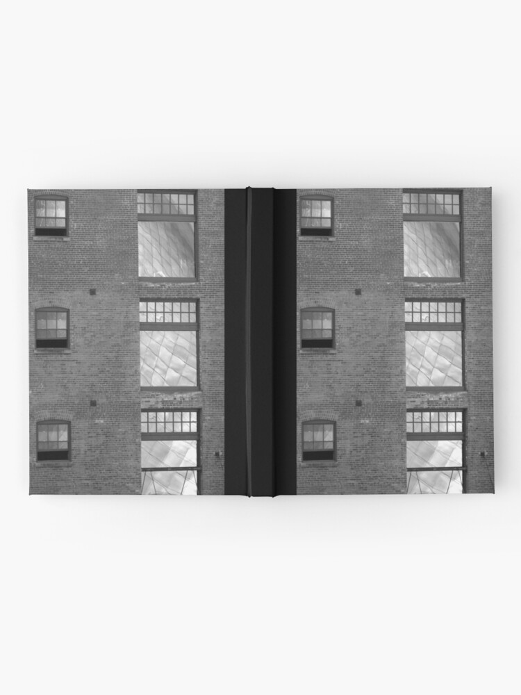 Alternate view of Quicksilver Reflection Hardcover Journal