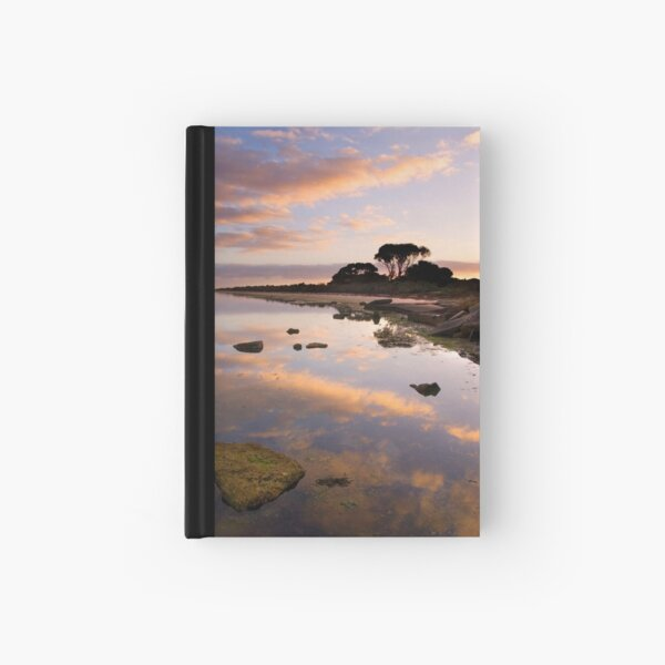 Point Henry Sunrise Hardcover Journal