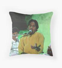 SRIJAN 2010-AT ISM DHANBAD. Watali brothers. Throw Pillow