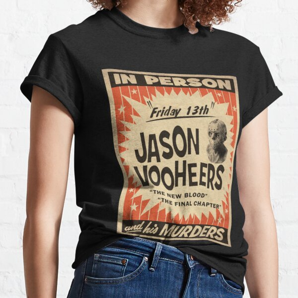 Jason in Person Classic T-Shirt