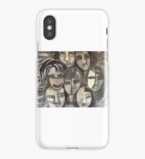 generation x  iPhone Case/Skin