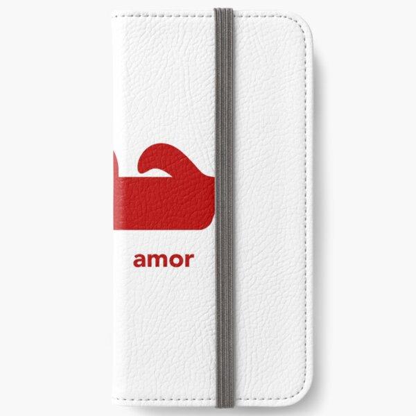 Hebb - amor iPhone Wallet