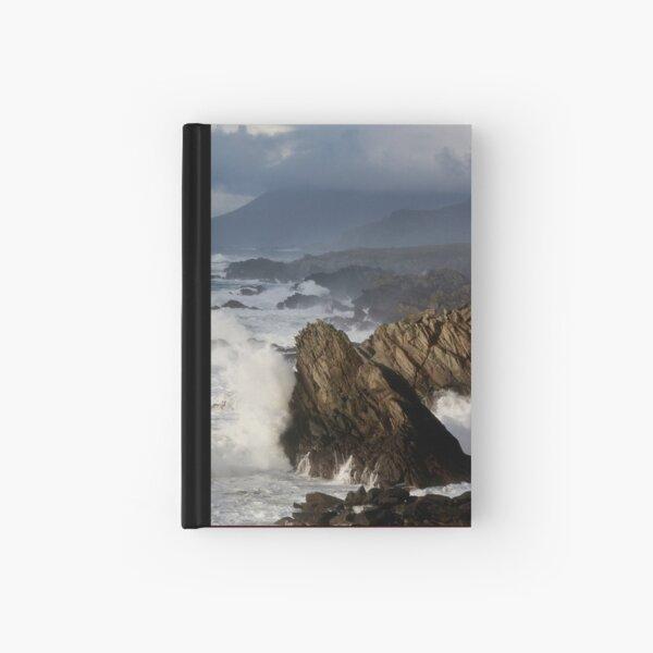 The Atlantic meets Ireland Hardcover Journal