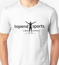 Topend Sports (black) Unisex T-Shirt