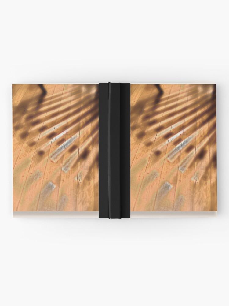 Alternate view of Shadowed floorboards Hardcover Journal
