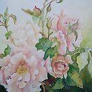 Julia's Rose by scallyart