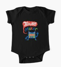 Trouble Maker - dark One Piece - Short Sleeve