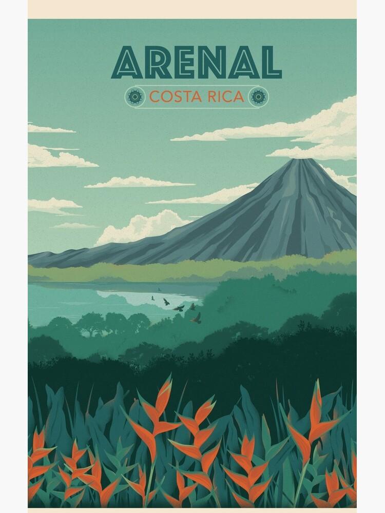 Arenal, Costa Rica von MonteVerde