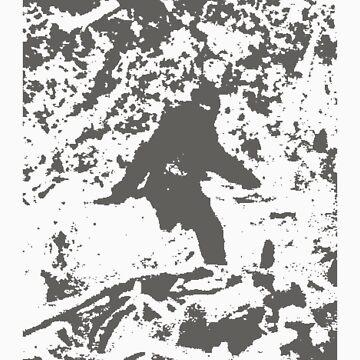 Bigfoot! by designbyzach