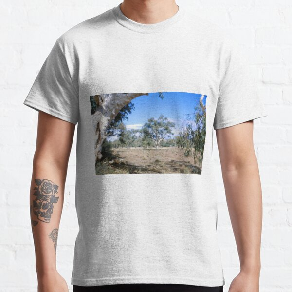 Todd River, Alice Springs, Australia (1966) Classic T-Shirt