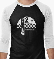 2 Tone Records - The Specials Label Men's Baseball ¾ T-Shirt