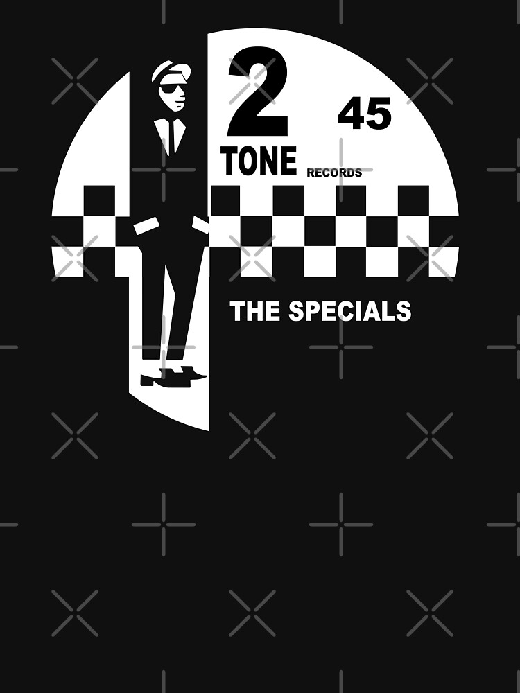 2 Tone Records - The Specials Label | Unisex T-Shirt