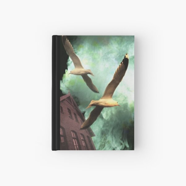 The Fisherman House Hardcover Journal