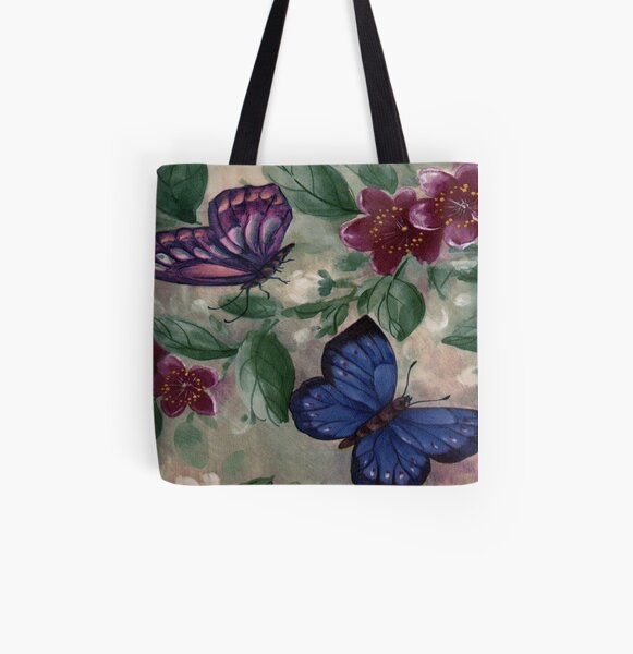 Flitter All Over Print Tote Bag