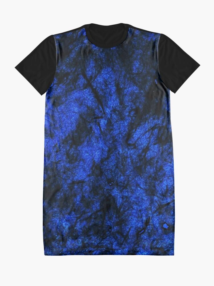 Alternate view of Brush #109 Graphic T-Shirt Dress