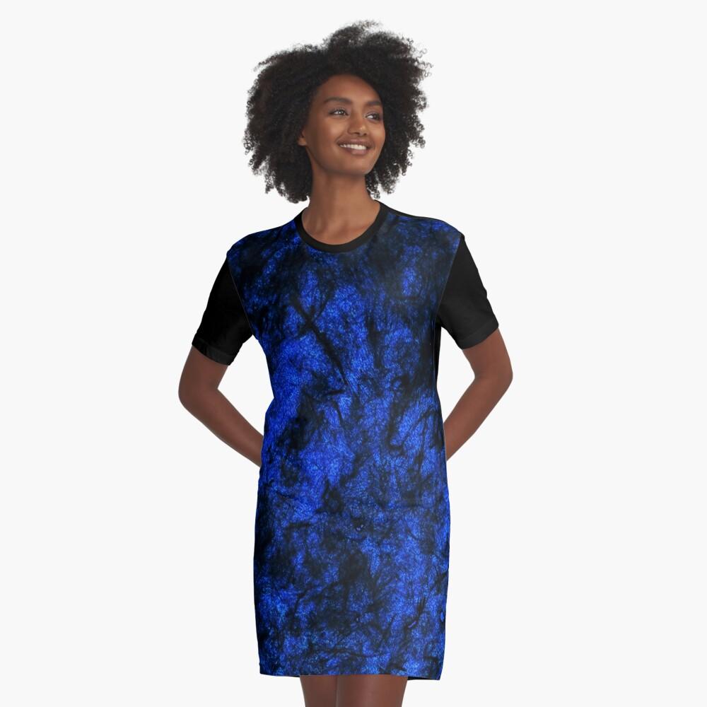 Brush #109 Graphic T-Shirt Dress