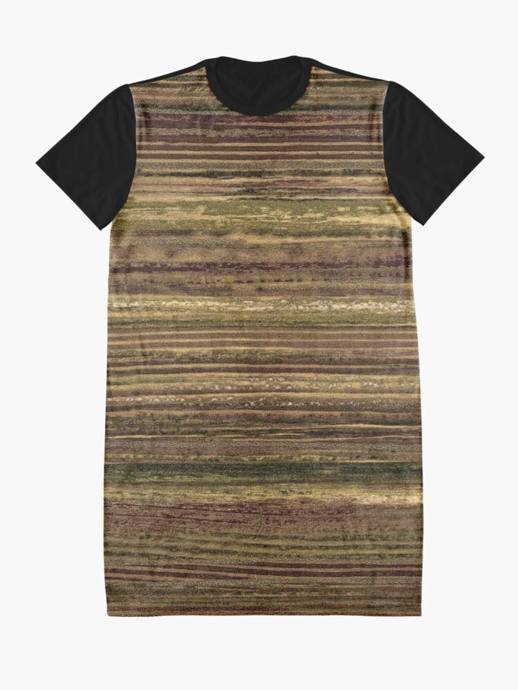 Alternate view of Brush #108 Graphic T-Shirt Dress