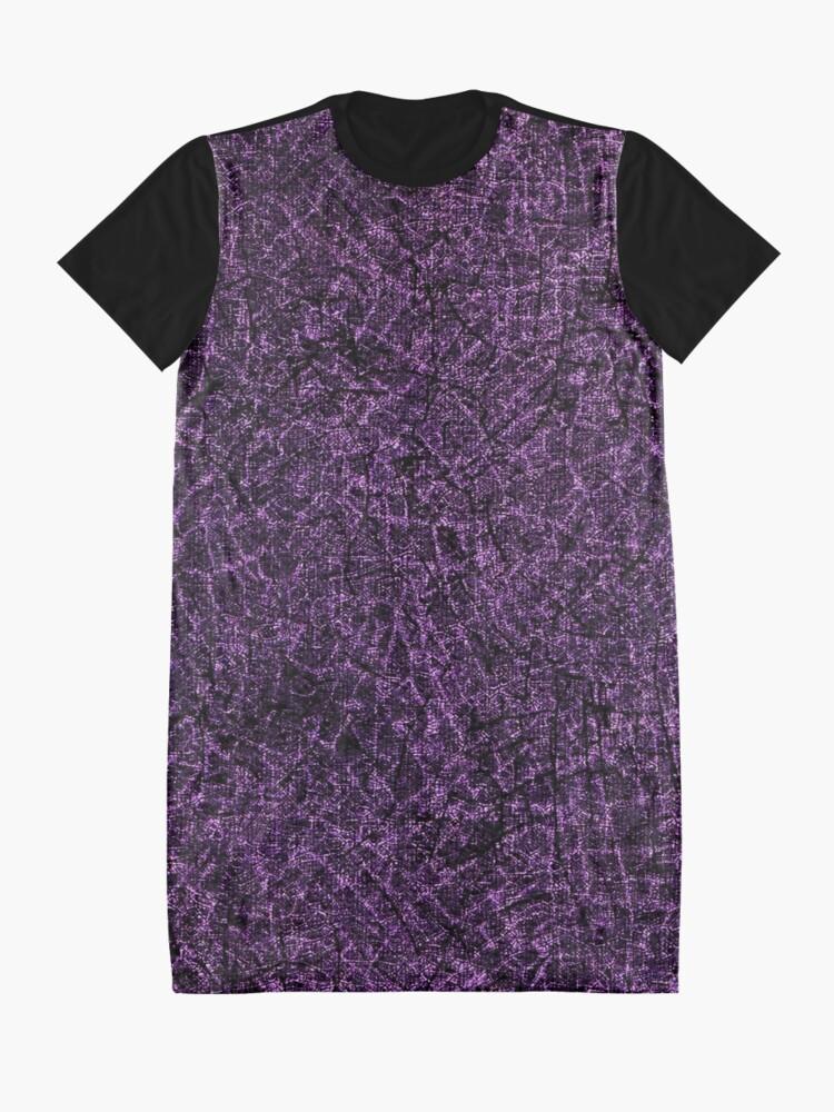 Alternate view of Brush #107 Graphic T-Shirt Dress