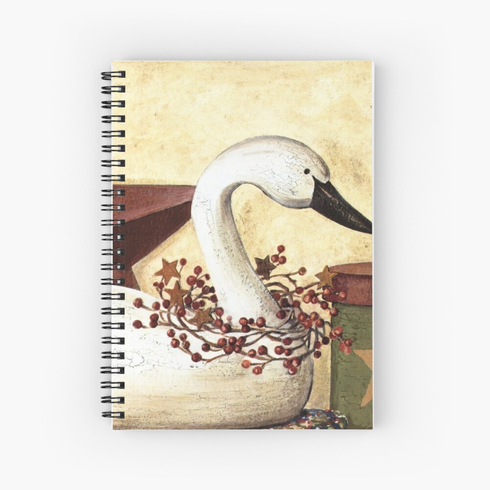 Country Flair #101 Spiral Notebook