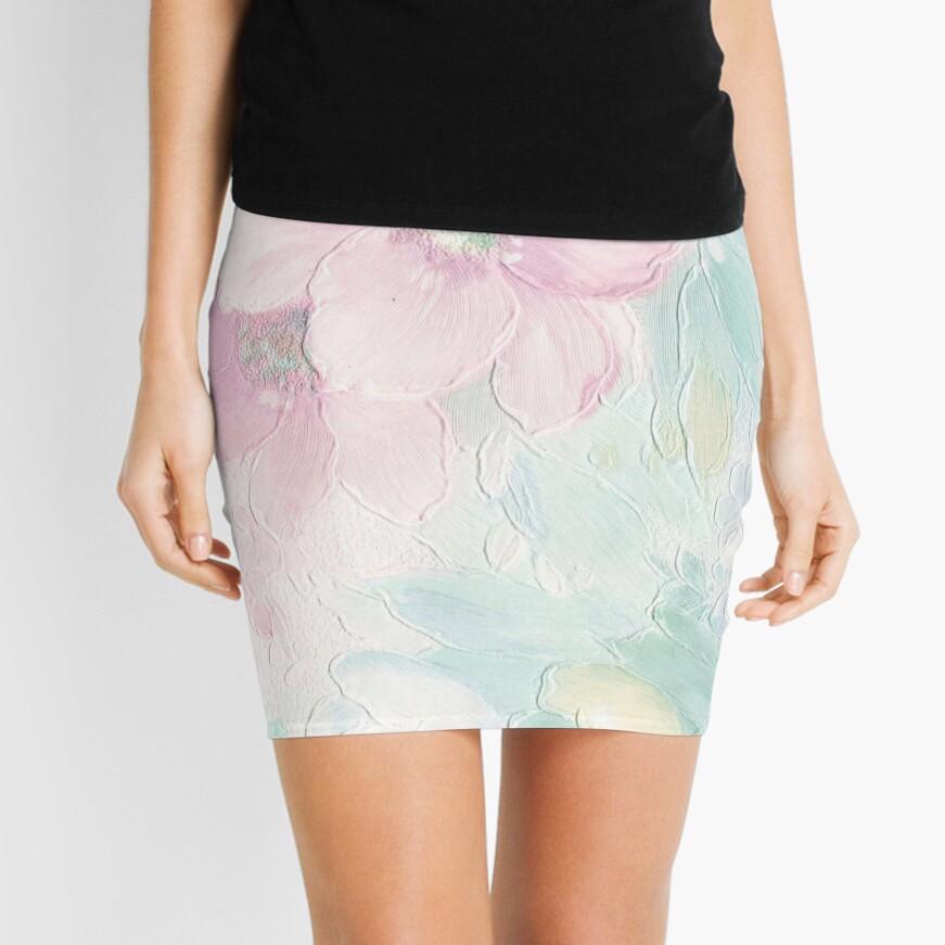 Garden Excerpt #109 Mini Skirt