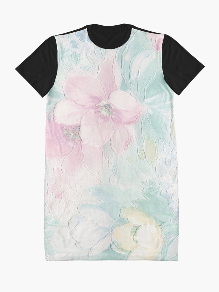 Alternate view of Garden Excerpt #109 Graphic T-Shirt Dress