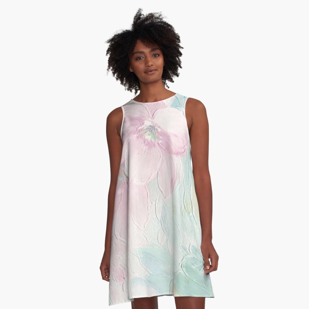 Garden Excerpt #109 A-Line Dress