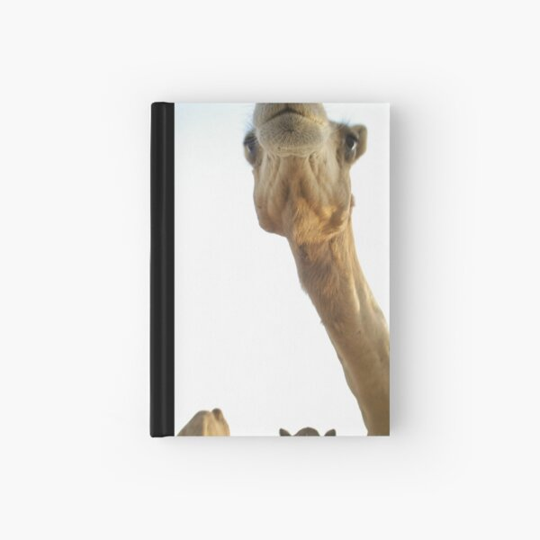 MY Camel  Hardcover Journal