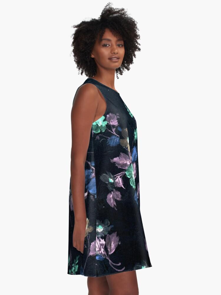 Alternate view of Garden Excerpt #108 A-Line Dress