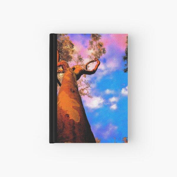 Elegant Female Form Hardcover Journal