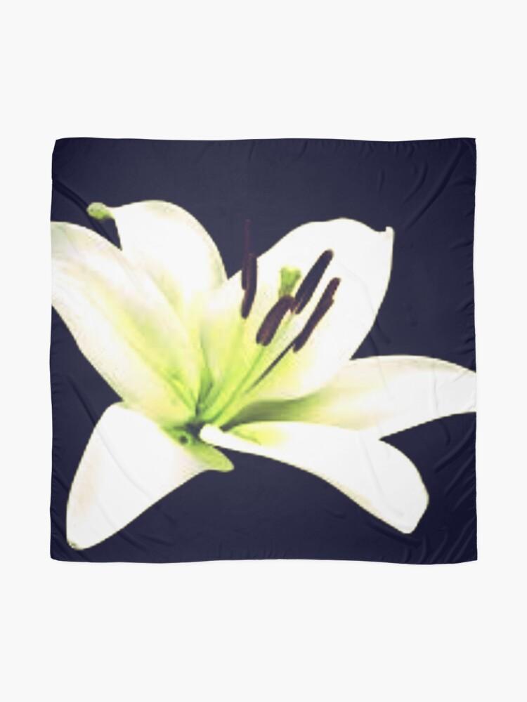 Alternate view of Vanilla Blossom Scarf