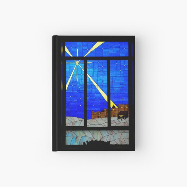 Panes of Glass Hardcover Journal