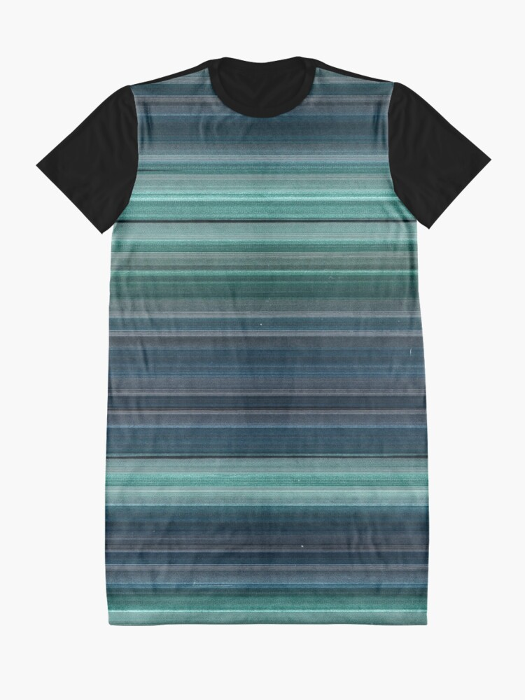 Alternate view of Brush #104 Graphic T-Shirt Dress