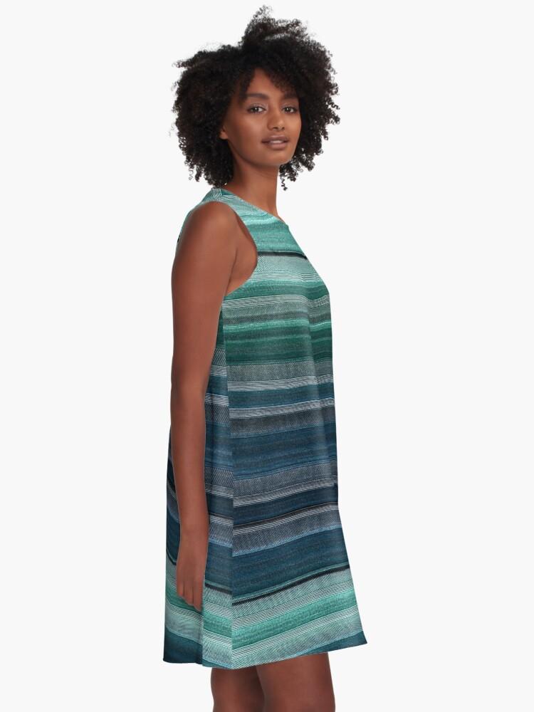 Alternate view of Brush #104 A-Line Dress