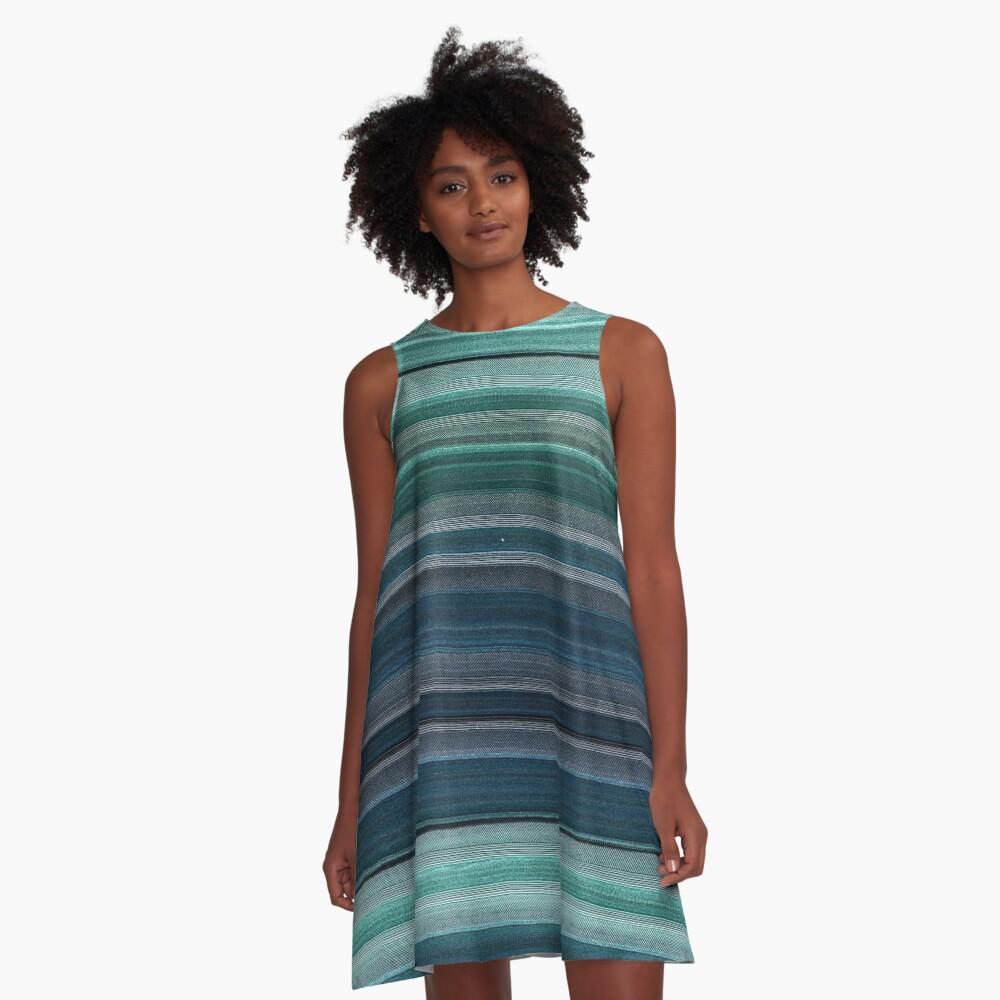 Brush #104 A-Line Dress