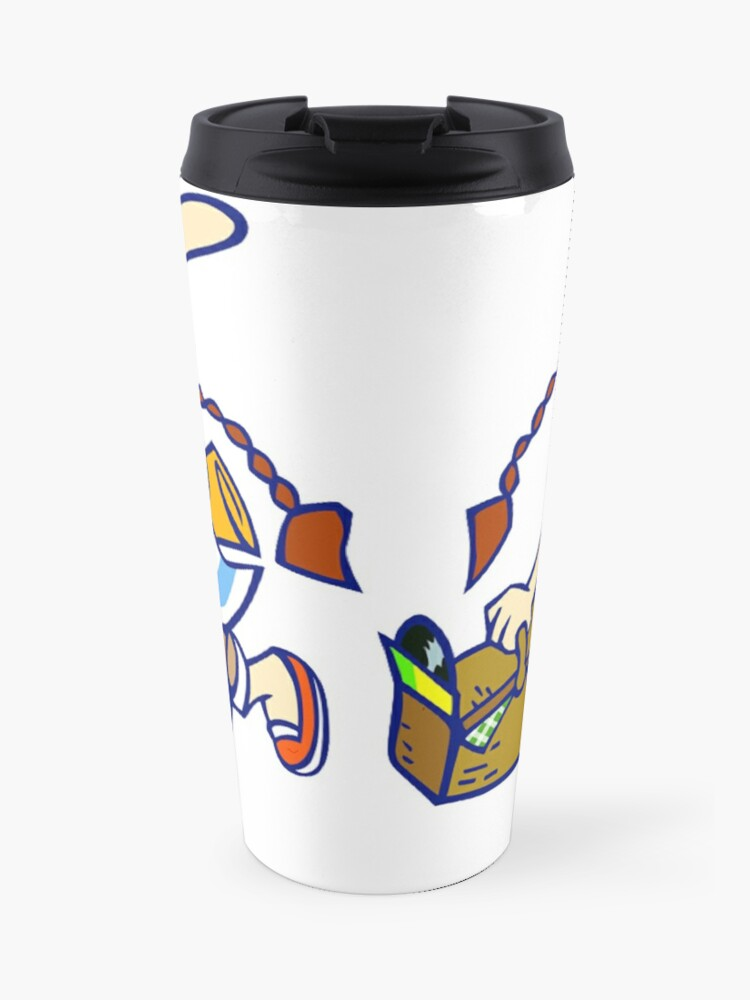 Pop N' Music - Mimi & Nyami | Travel Mug
