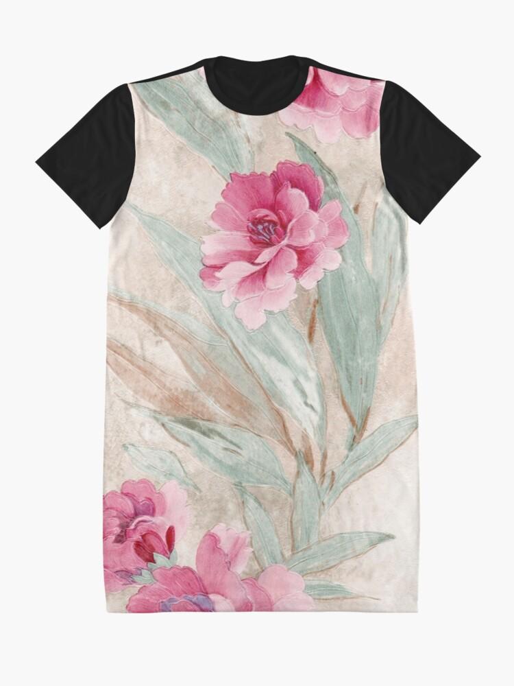 Alternate view of Garden Excerpt #103 Graphic T-Shirt Dress