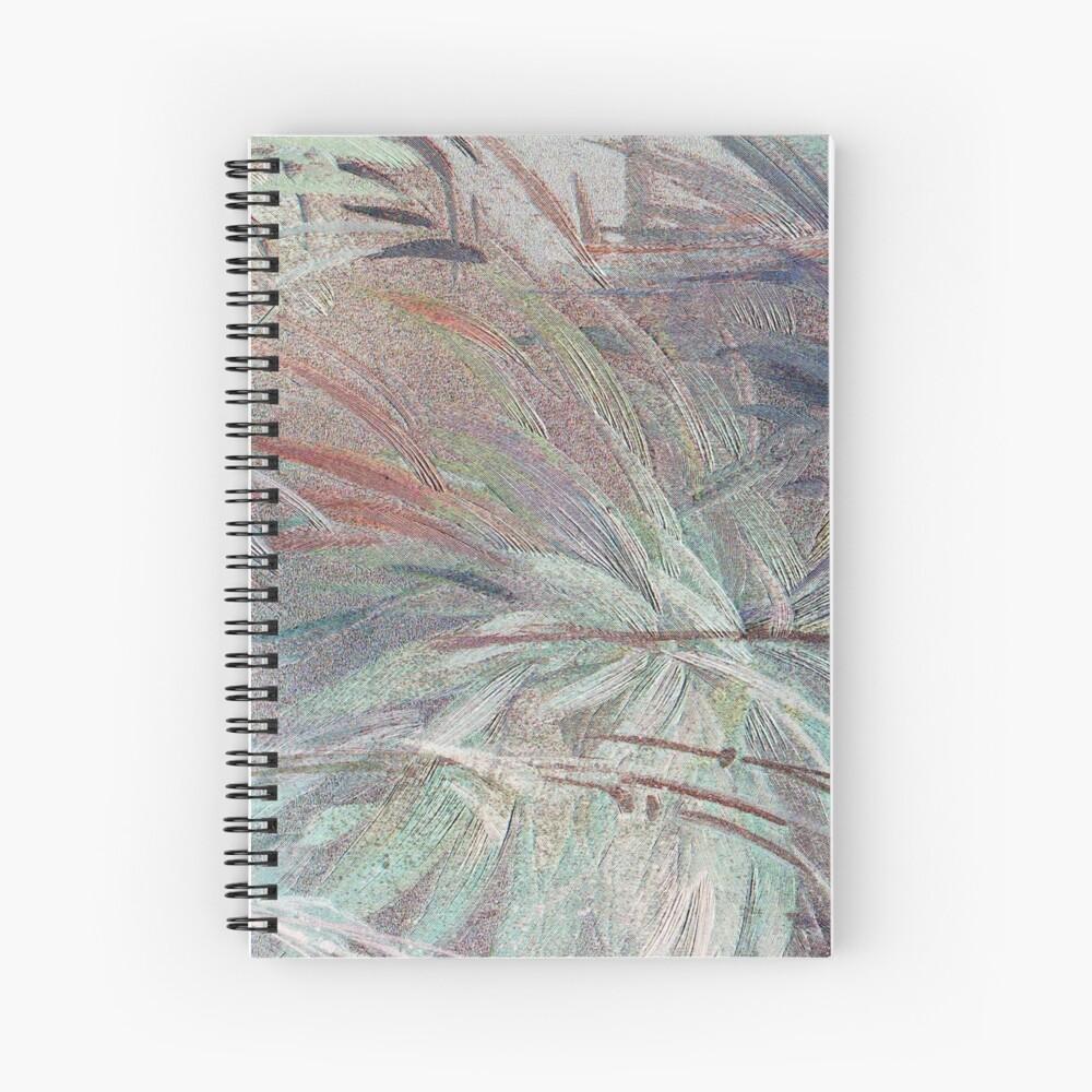 Splash Spiral Notebook