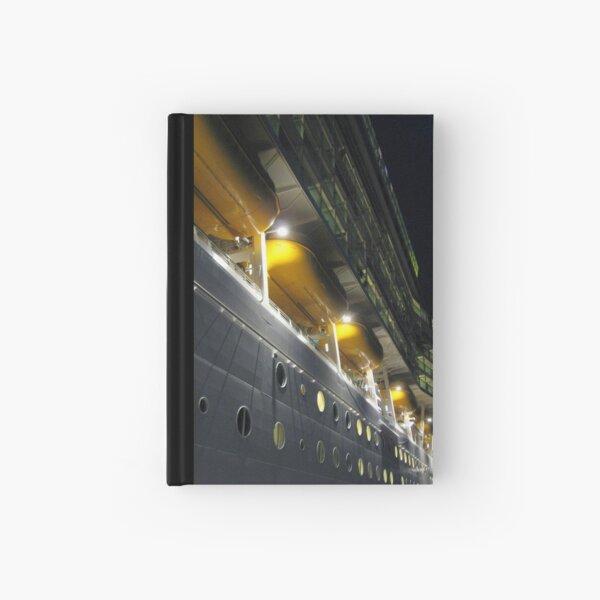 shipside #2 Hardcover Journal